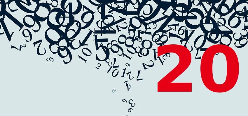 Numerologia – a personalidade de quem nasce no dia 20