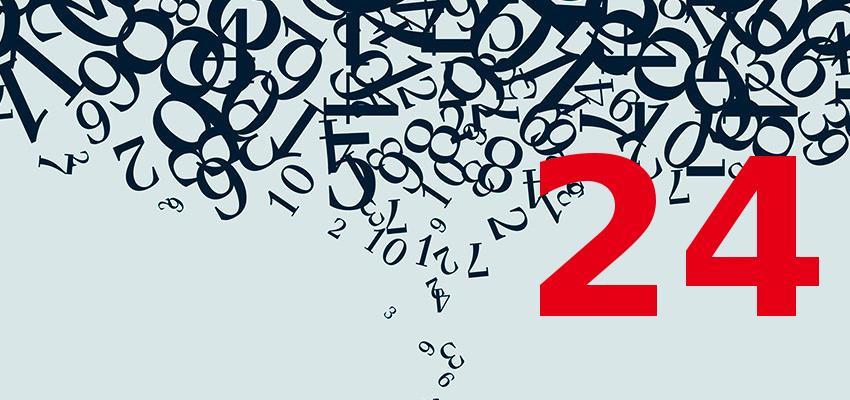 Numerologia – a personalidade de quem nasce no dia 24