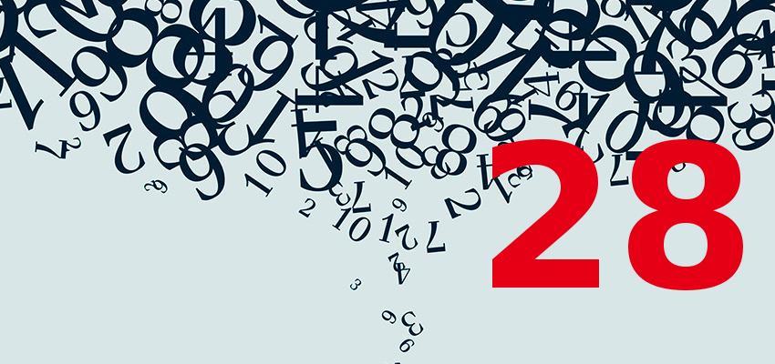 Numerologia – a personalidade de quem nasce no dia 28