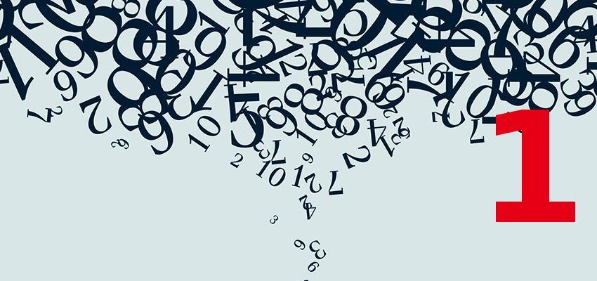 Numerologia – a personalidade de quem nasce no dia 1