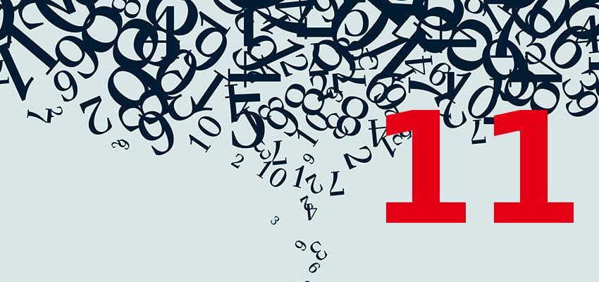 Numerologia – como ter nascido no dia 11 influencia sua personalidade
