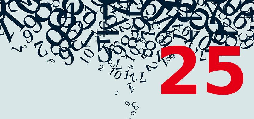 Numerologia – como ter nascido no dia 25 influencia sua personalidade