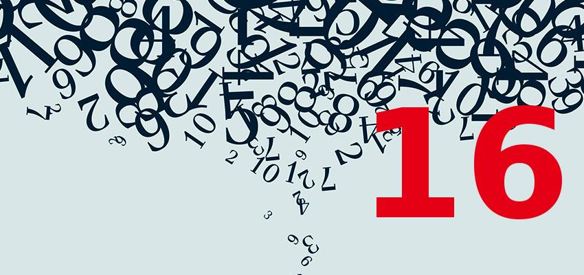 Numerologia – descubra a personalidade de quem nasce no dia 16