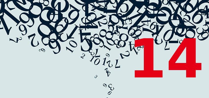 Numerologia - Veja a influência que nascer no dia 14 traz à sua personalidade