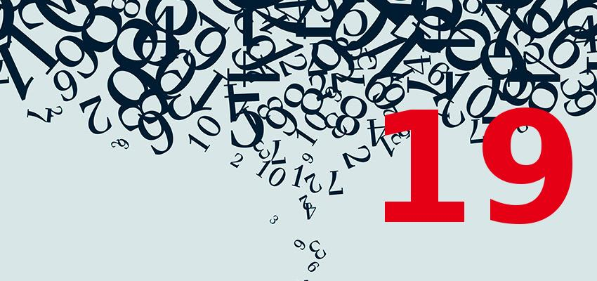 Numerologia - Veja a influência que nascer no dia 19 traz à sua personalidade