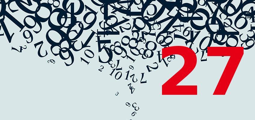 Numerologia - Veja a influência que nascer no dia 27 traz à sua personalidade