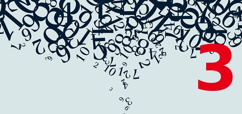 Numerologia - Veja a influência que nascer no dia 3 traz à sua personalidade