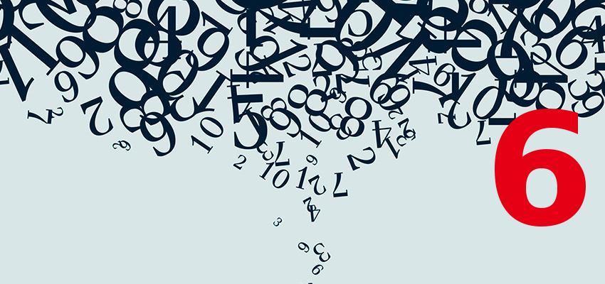 Numerologia - Veja a influência que nascer no dia 6 traz à sua personalidade