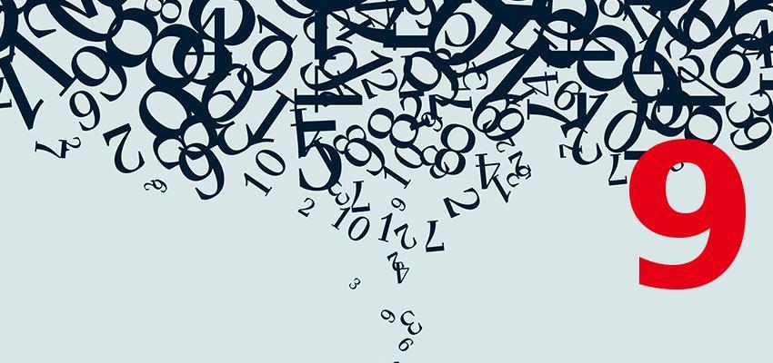 Numerologia - Veja a influência que nascer no dia 9 traz à sua personalidade