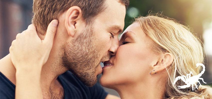 O beijo de cada signo: a paixão e a libido do Escorpião