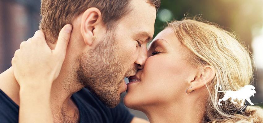 O beijo de cada signo: a volúpia de Leão, sem restrições