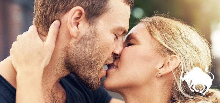 O beijo de cada signo: o lento e sedutor beijo de Touro