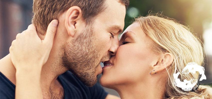 O beijo de cada signo: paciência e alto astral com Peixes