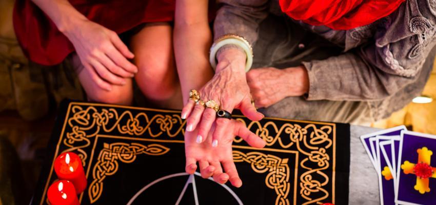 O significado da letra M na palma da sua mão