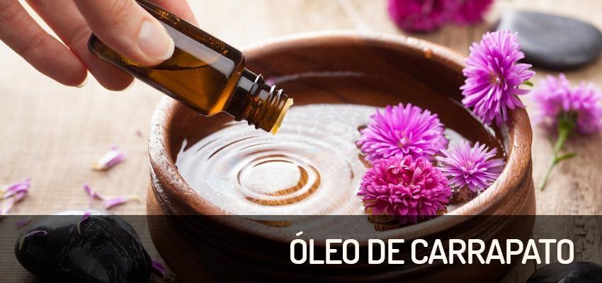 Óleo de Carrapato: poderoso óleo para agarrar homens