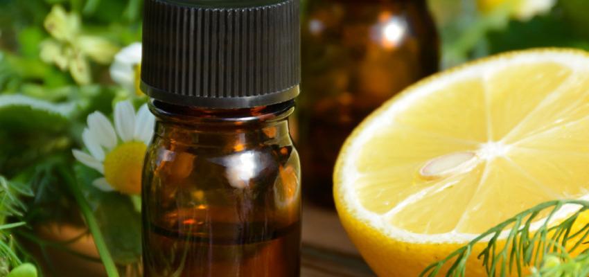 Óleo essencial de limão – calmante e refrescante