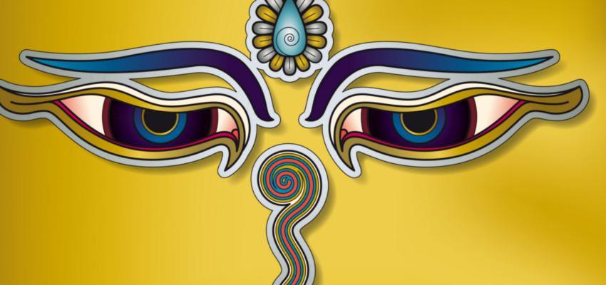 Olhos de Buda: o significado dos poderosos olhos que tudo veem