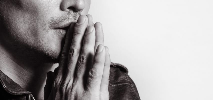 Oração para libertação de vícios