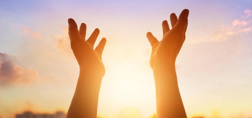 Oração poderosa para transformar sentimentos negativos em positivos