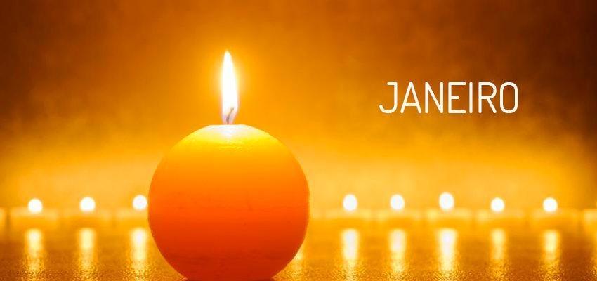 Orações da Umbanda para rezar em Janeiro