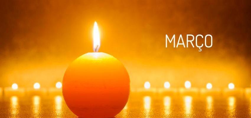 Orações da Umbanda para rezar em março