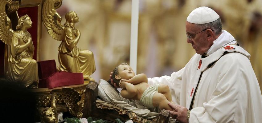 Muitas vezes da Felicidade do Papa Francisco: conheça esta belíssima oração AU76