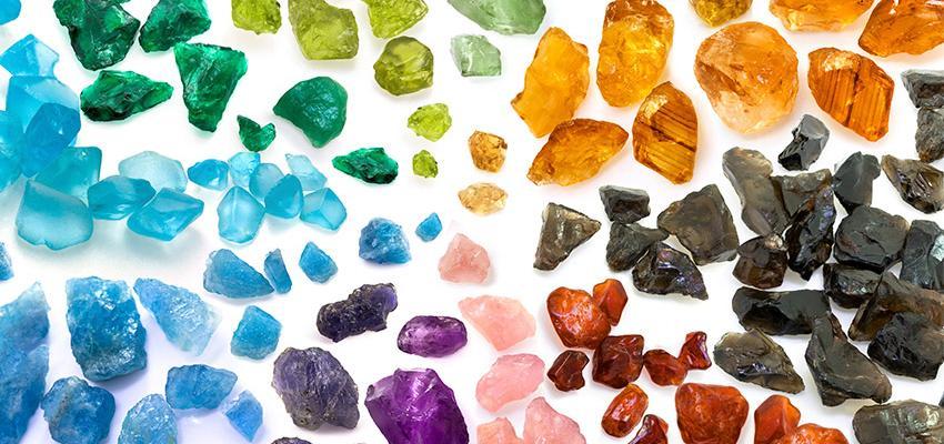 Pedras das profissões – descubra a sua gema-guia