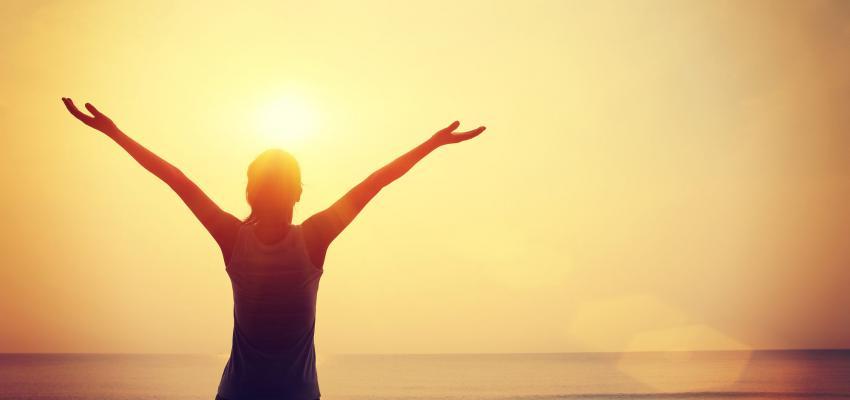 Prece de Cáritas – para ter serenidade e paz de espírito