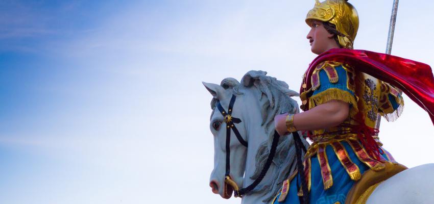 História de São Jorge, o Guerreiro