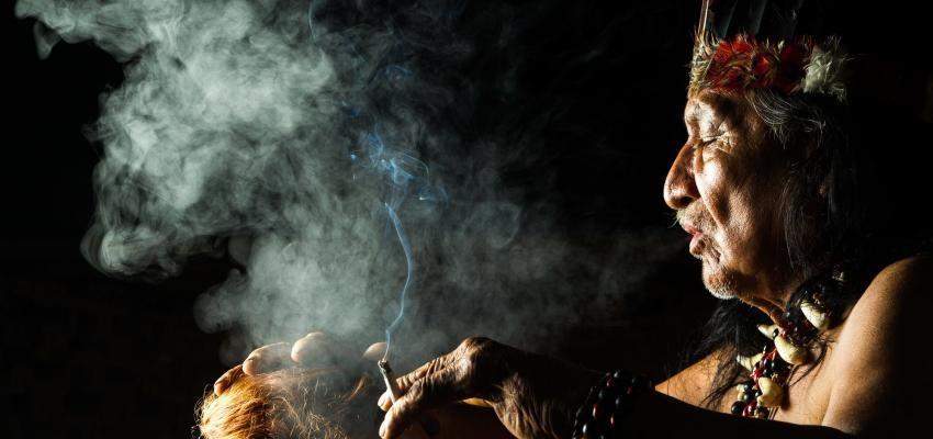 Oração do Xamanismo: a poderosa oração ao Grande Espírito