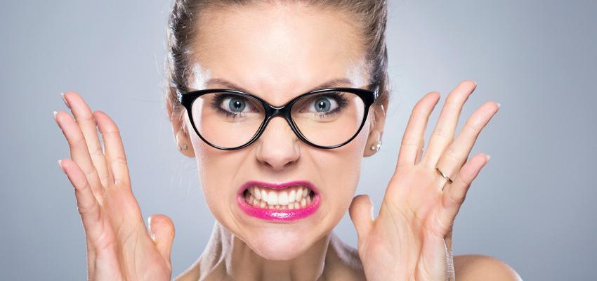 O que é melhor: reprimir seus sentimentos ou explodir de raiva?