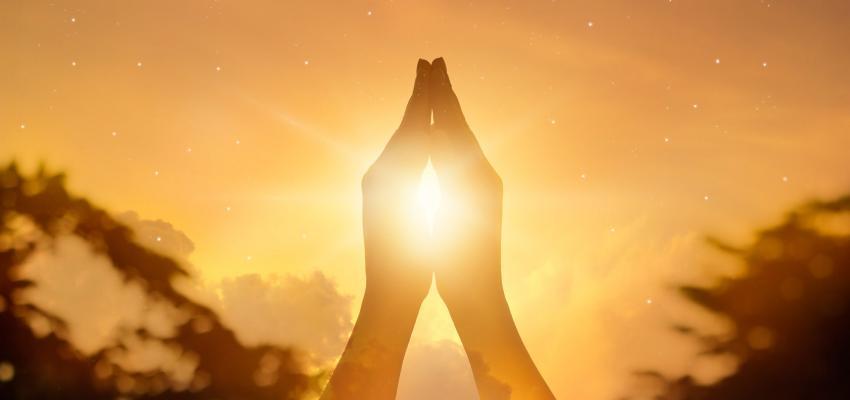 Oração do sol para começar a semana