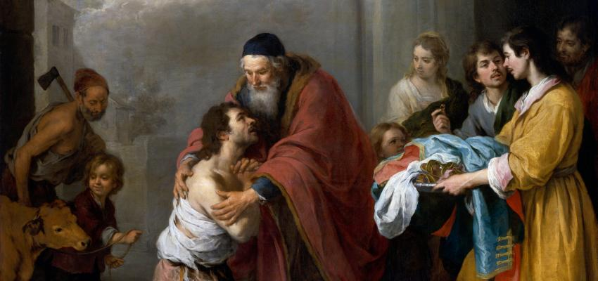 Resumo e reflexão sobre a Parábola do Filho Pródigo