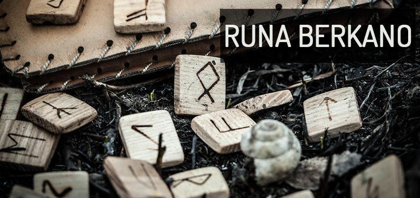 Runa Berkano: Renovação interior