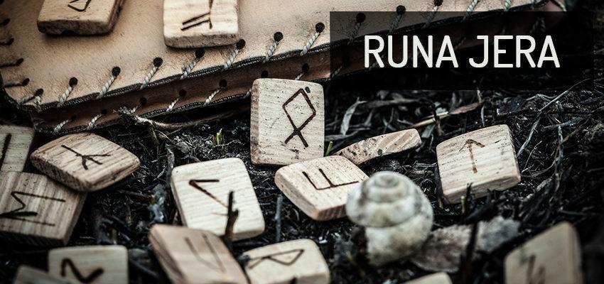 Runa Jera: Evolução contínua