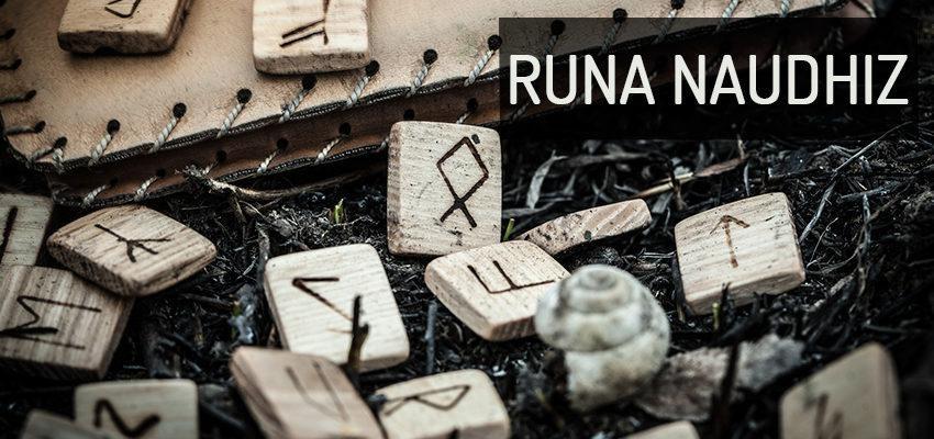 Runa Naudhiz: Viver intensamente
