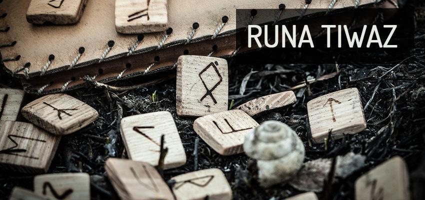 Runa Tiwaz: Sucesso nas aventuras