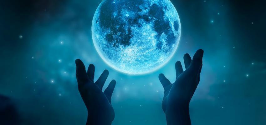 Sabia que a Lua tem influência na sua vida e em tudo ao seu redor?