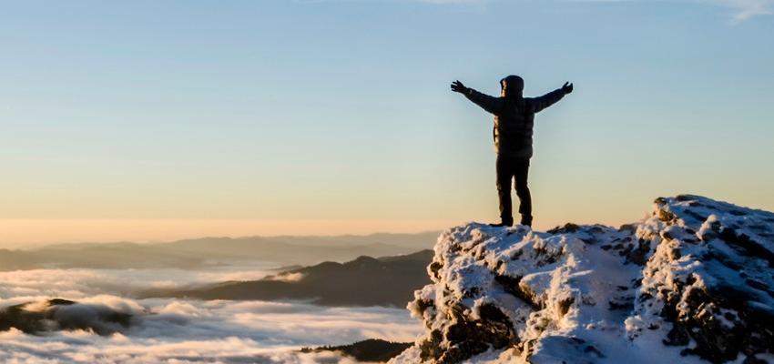 O primeiro Salmo e um salto à realização dos objetivos