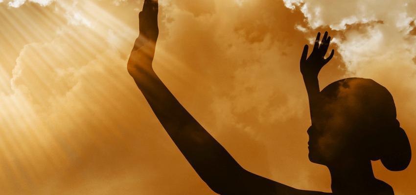 A gratidão do Salmo 100 para promover boas energias