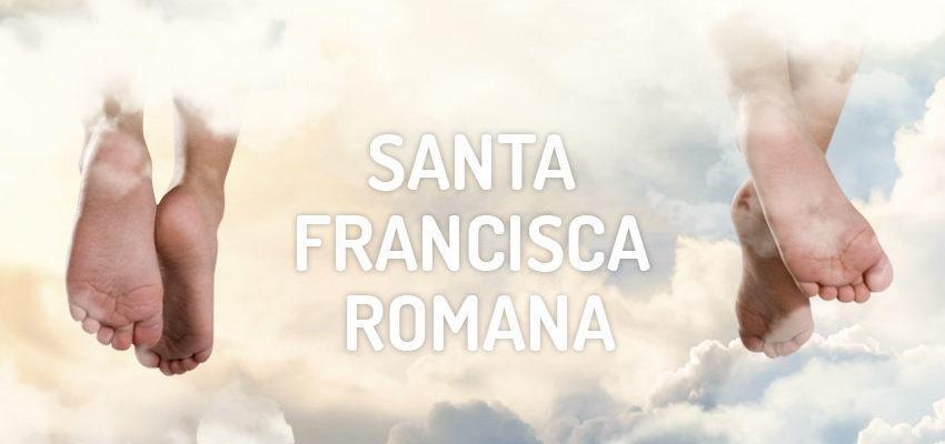 Santo do dia 09 de março: Santa Francisca Romana