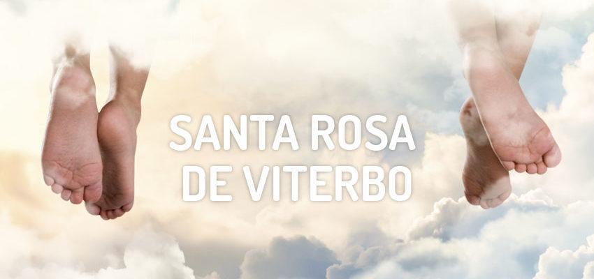 Santo do dia 06 de março: Santa Rosa de Viterbo