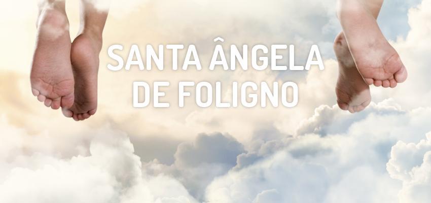 Santo do dia 04 de janeiro: Santa Ângela de Foligno