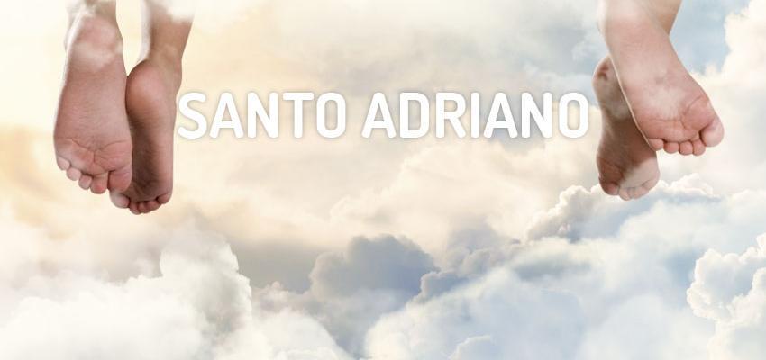 Santo do dia 07 de julho: Santo Adriano