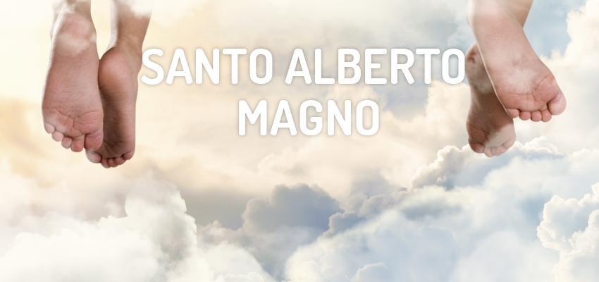 Santo do dia 15 de novembro: Santo Alberto Magno