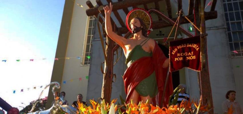 Simpatias para São João Batista