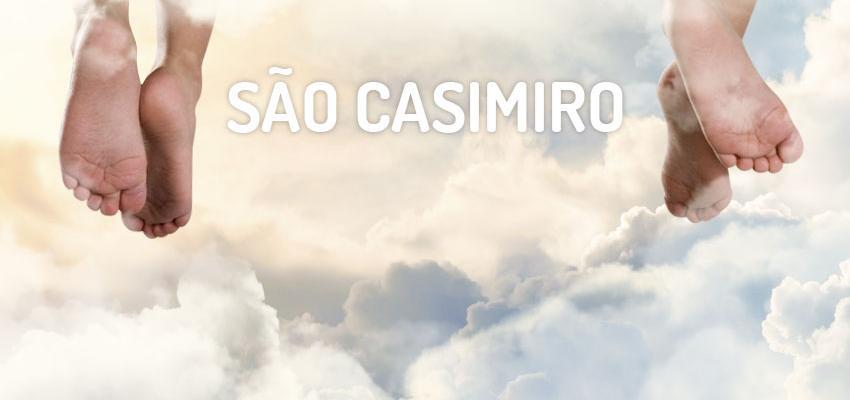Santo do dia 04 de março: São Casimiro