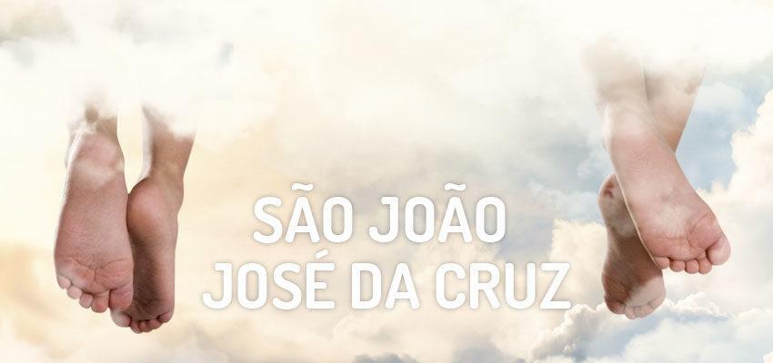 Santo do dia 05 de março: São João José da Cruz
