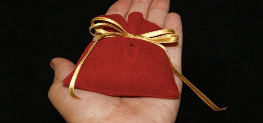 Saquinho de Proteção: poderoso um amuleto contra energias negativas