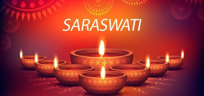 Saraswati: deusa das artes e talentos mais expansivos